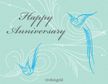 Happy anniversary e gift card negle Image collections