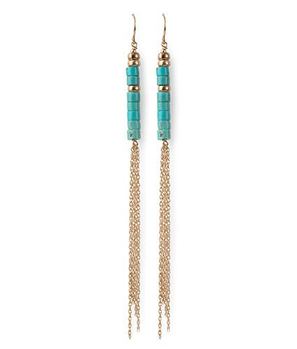 firecracker long earrings bluegreen turquoise e1811 jck online