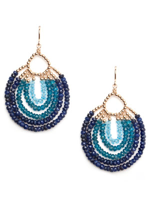 Antique Gold Peacock Kada Earrings products, buy Antique Gold